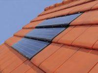 Photovoltaic tile