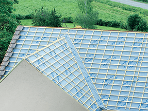 Under-roof membrane