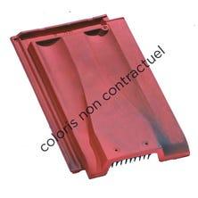 Ventilating tile PV 13 H14 Burnt Red