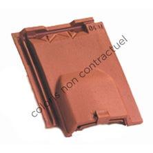 Ventilating tile ARBOISE RECTANGULAR (opening 30 cm² ) Old Red