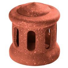 Cowl for pipe collar tile large model 160 Chevreuse
