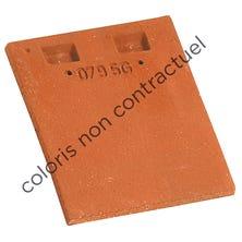 Eaves / Top tile for PLAIN TILE 17x27 Chevreuse
