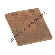 Eaves / Top tile for plain tile 17x27 Tradition Phalempin Hermitage