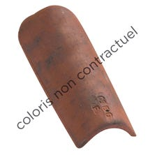 Non-interlocking bootleg hip foot small model (4 per m) Chevreuse