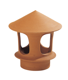 Accessoire terre cuite d'EDILIANS : Lanterne Mâle 2