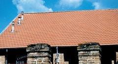 Photo de réalisation d'une toiture en MARSEILLE Poudenx Rouge  d'EDILIANS