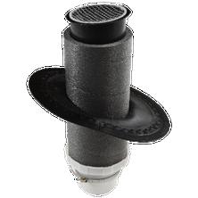 MANGOUSTE125 - Mechanical Ventilation connection kit for pipe collar tile diameter125