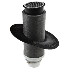 MANGOUSTE160 - Mechanical Ventilation connection kit for pipe collar tile diameter 160